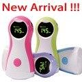 Pantalla LCD Doppler Fetal Monitor de Bebé Portátil Bebé Monitor de Ritmo Cardíaco Con el Auricular YK-90C