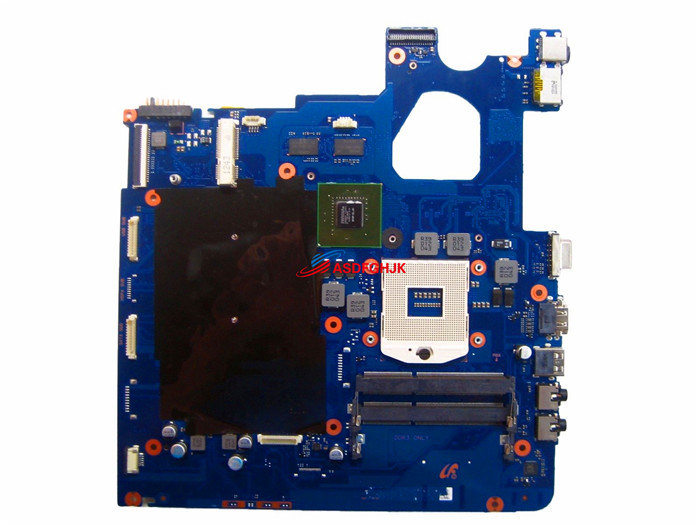 Original FOR Samsung NP300 NP305 NP300E5C LAPTOP MOTHERBOARD BA41-02097A BA92-11484A Test Free Shipping