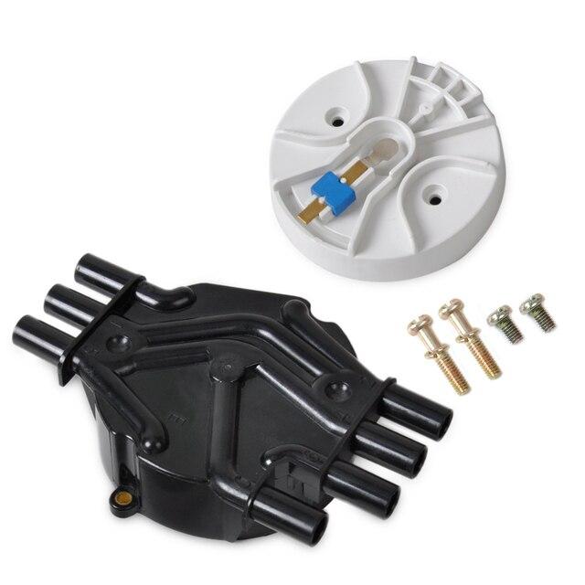beler Set New OEM 10452458 10452457 Ignition Distributor CAP Rotor ...