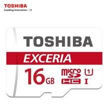 Toshiba Memory Card 16GB Micro sd card Class10 UHS-1 Flash Cards Memory Card Microsd for Tablet/Smartphone Official Verificatio