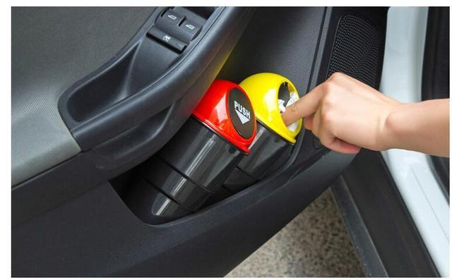 Nowe akcesoria samochodowe samochód kosz na śmieci samochodowy kosz na śmieci dla Opel Astra Corsa ADAM S Antara Meriva Zafira Insignia sports GTC MOKKA