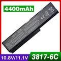 4400 mah bateria do portátil para toshiba satellite l750 l750d l650 pa3816u-1bas pa3816u-1brs pa3817u-1bas pa3817u-1brs pa3817u