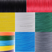 500M Brand 8colors to choices Super Strong Japan Multifilament PE Braided Fishing Line 6 8 10 15 20 25 30 35 40 50 60 70 80LB
