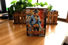 15th Edition Action Figure Sanji 18 cm