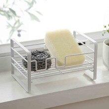 Полка для хранения губка кухонная сливная раковина ящик для слива стеллаж для хранения тарелок кухонный Органайзер подставки аккуратная посуда вешалка для полотенец