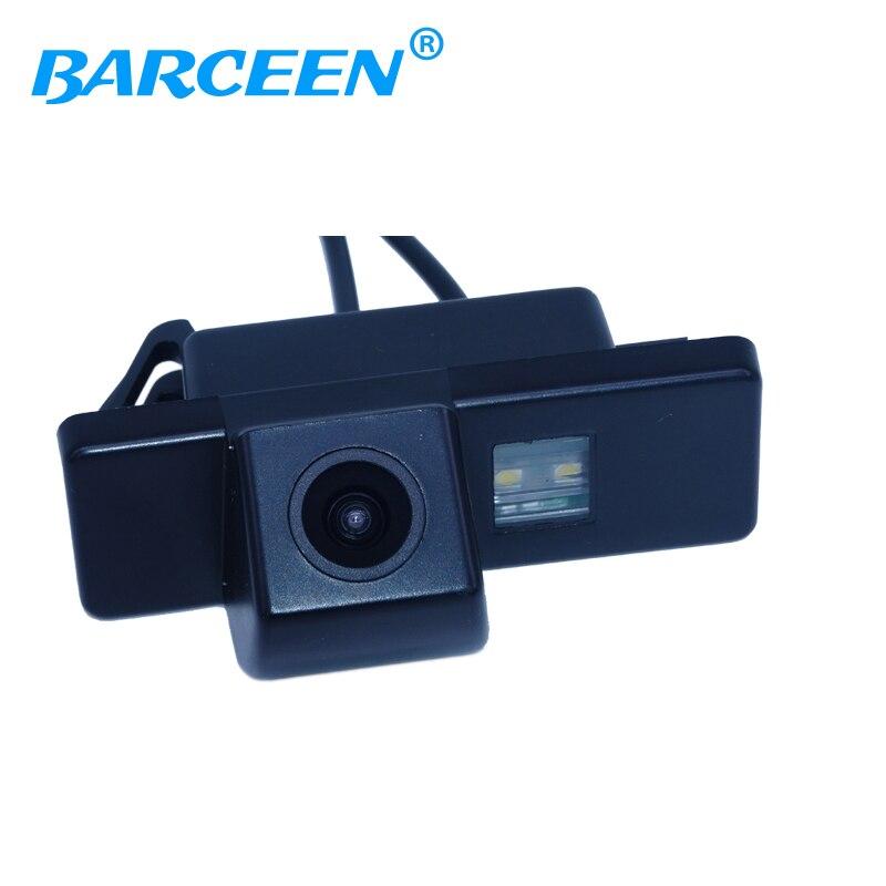 Facory Promotion Voiture caméra de recul pour Peugeot 307 Berline 307 CC 308 CC/Pour Greely Avec nuit vision HD CCD voiture caméra