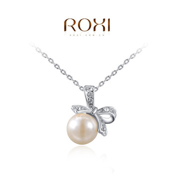 ROMAD Wholesale fashion GoldPlated Austrian Pendant Necklace fashion jewelry