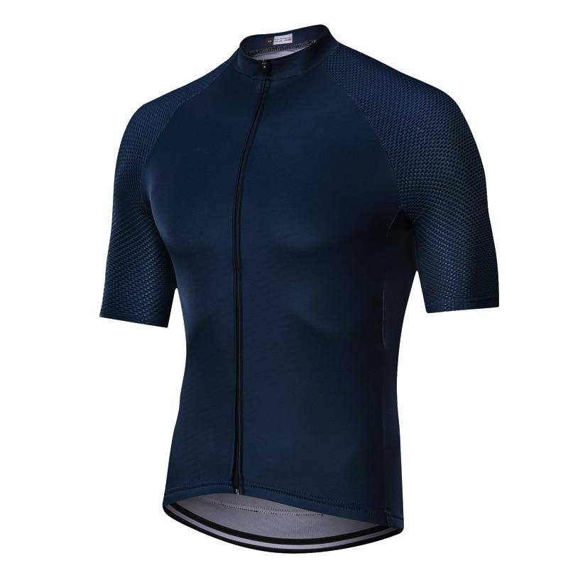 SDIG Cycling-Jersey Short-Sleeve Team Aero Pro Lightweight Seamless-Process Dark-Navy