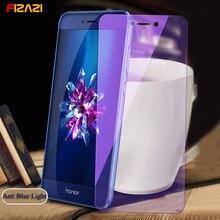 Fizazi анти-голубой свет закаленное Стекло для huawei Nova 3i Honor 10 P20 Pro Honor 8 Lite P8 P9 Lite 2017 P Смарт плюс Коврики 10 Lite