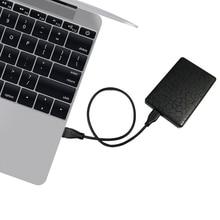 Esterno DISCO DURO 2.5 Disco Duro Externo 120g disco duro USB3.0 hd externo Dispositivos de Almacenamiento disco duro externo Portátil de Escritorio(China (Mainland))