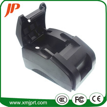 High speed black USB Port 58mm thermal Receipt pirnter POS printer low noise mini printer ,printer thermal