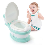 New Style Simulation Baby Toilet Training Small Size Potty For Kids For Free Potty Brush Trainer Kids Indoor WC Baby Potty Chair