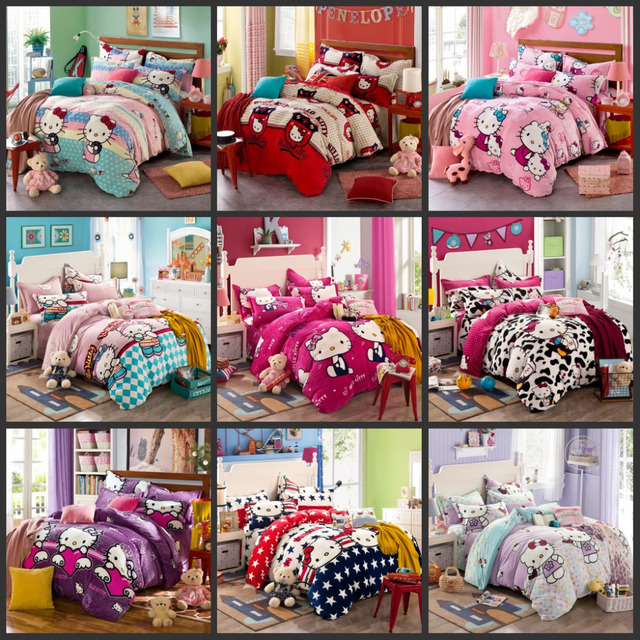 O Kitty Bedding Totoro Bed Comforters And Quilts Scooby Doo Comforter Sets Anime Sheets Juegos