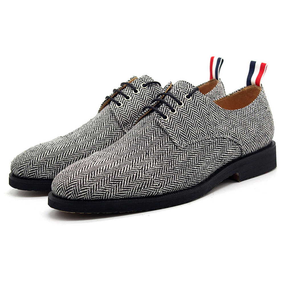 2018 classic casual men shoes corrugated cloth manual wild street hounds Gedeby British shoes цена 2017