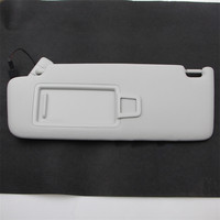 Car sun visor car sunroof for golf 7 driver passenger sun visor block 1pc