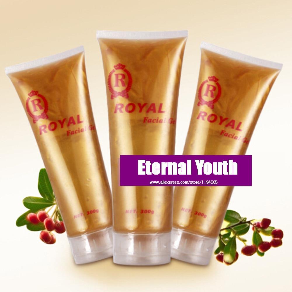 Ouro 24 K eterna de Gel de o os Anti envelhecimento endurecimento Lifting Facial de Gel Anti rugas 300 g