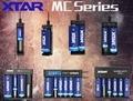 XTAR MC Serie MC1 MC2 MC2 Plus MC4 MC6 MC6II Ladegerät USB Kabel Protable Batterie Ladegerät für 10440 14500 18650 26650