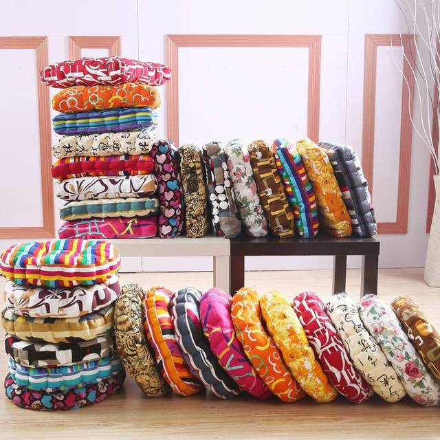 Handmade Canvas Thickening Japanese Style Tatami Cushion Dining Chair Futon Sofa Floor
