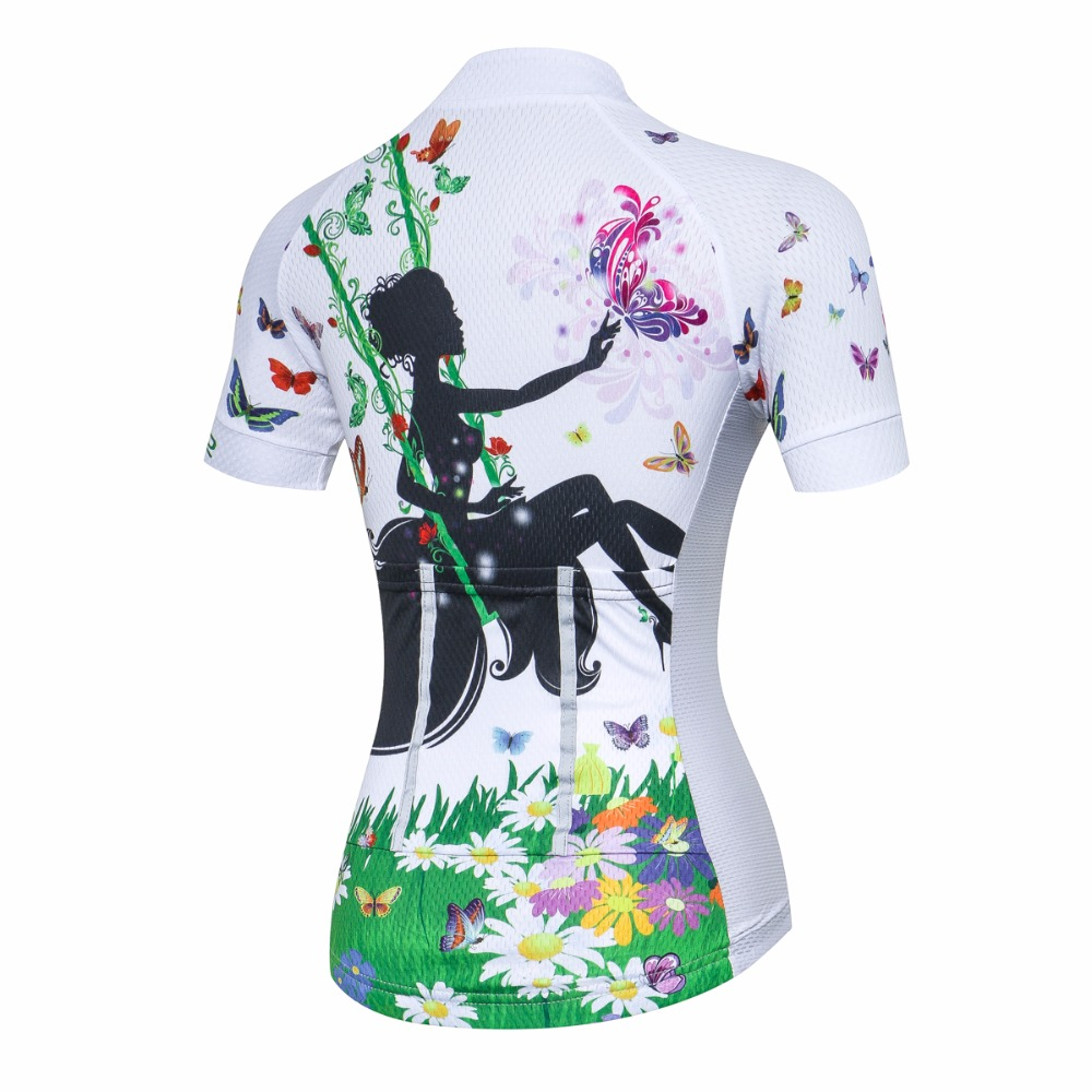 Weimostar Cycling Jersey women Bike Jerseys 2019 road MTB bicycle Clothing  Short Sleeve Ropa Ciclismo maillot white Racing top - aliexpress.com -  imall.com 17b6f5bcd