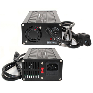 Image 5 - Chargeur de batterie au Lithium 58.8V 3A pour 51.8V 14S Lipo/LiMn2O4/LiCoO2 bloc dalimentation pour moto