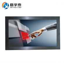 15.6 inch all in one pc industrial computer touch screen panel pc tablet pc with Intel i3 Resolution 1366×768 2GB DDR3 32GB SSD