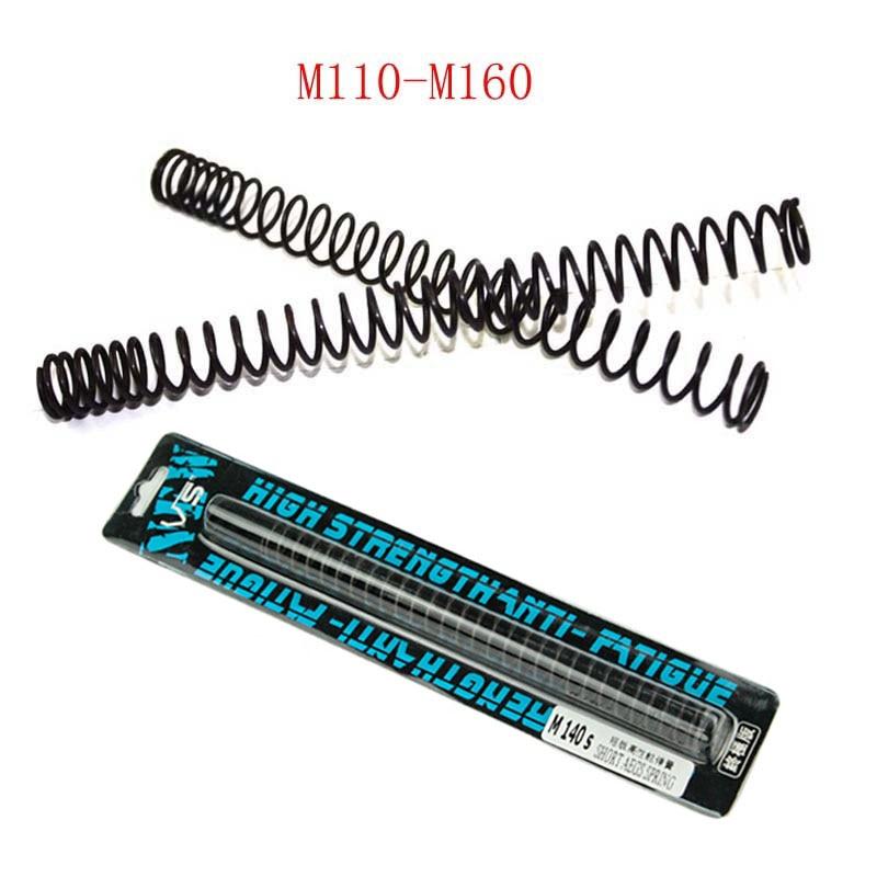VS style M110 M120 M130 M140 M150 M160 AEG Spring for Airsoft Marui G&P G&G ICS M4 AK M16 G36 ma05 steel sling mount adapter for ak g36 m4 black