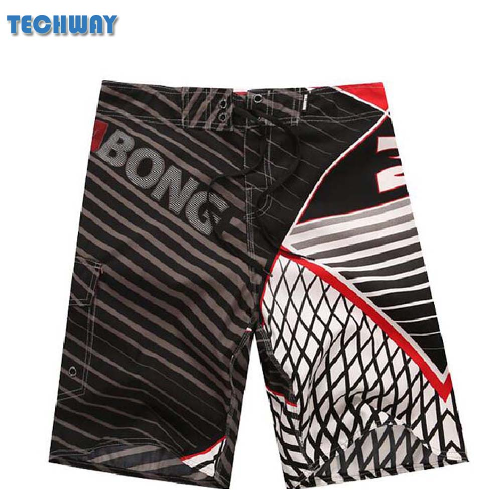 2019 New Summer Swim Wholesale New Men's Board Shorts Beach Brand Shorts Surfing Bermudas Masculina De Marca Men Boardshorts