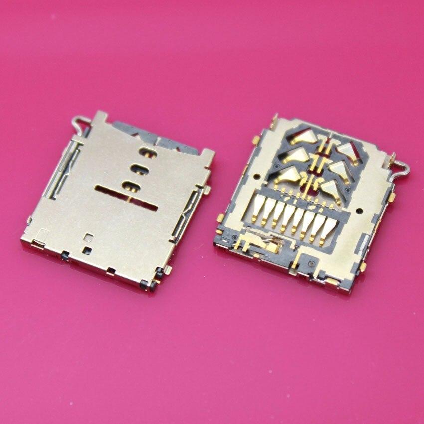 20pcs/Lot New Big Sim card Reader Socket Tray Slot Holder For Samsung A3 A5 A7 A3000 A5000 A7000 A3009 A5009 A700