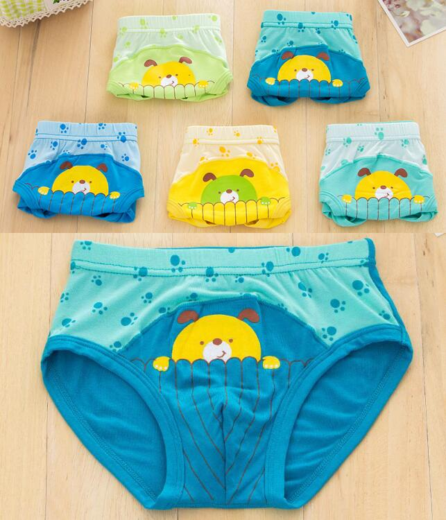 free shipping 10pcs/lot 2016 NEW cartoon Underewears ,Kids Us