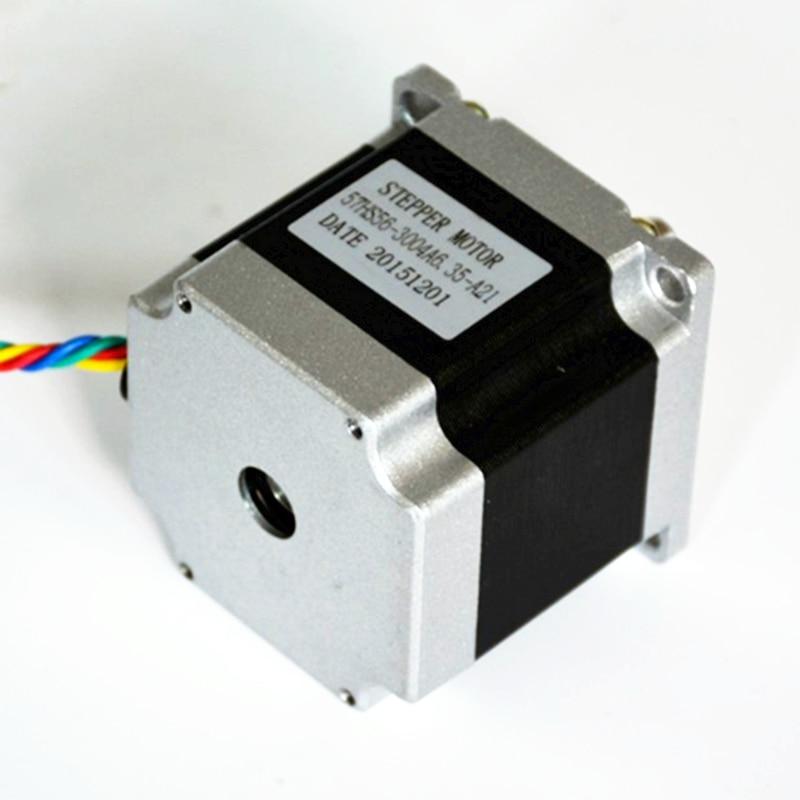 Nema 23 1.2Nm/1.5NM 3A 57*56/76mm 4 Wires Mini Cnc Router Stepper Motor