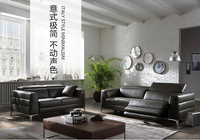 Living Room Sofa set 2 seater sofa recliner electrical couch genuine leather sectional sofas muebles de sala moveis para casa