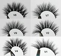 Visofree Dramatic Lashes Mink Eyelashes 1 Pair 3D Noire Mink Lash Fluttery Effect Dramatic Upper Lashes AE Free Shipping