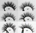 Visofree Dramatic Lashes Mink Eyelashes 1 Pair 3D Noire Mink Lash Fluttery Effect Dramatic Upper Lashes AE Free Shipping