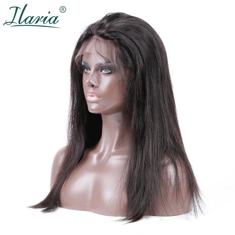 Ilaria pré arrancadas perucas do cabelo humano
