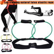 Latex Leg Arm Resistance Stretch Band Fitness Workout Pull Rope Exercise Bands BB55