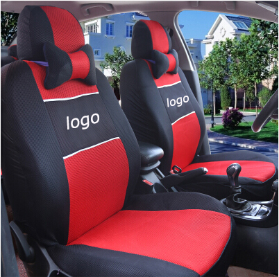 Universal car seat cover for SEAT LEON Ibiza Cordoba Toledo Marbella Terra RONDA car accessories car cushion +free shiping kkysyelva universal leather car seat cover set for toyota skoda auto driver seat cushion interior accessories
