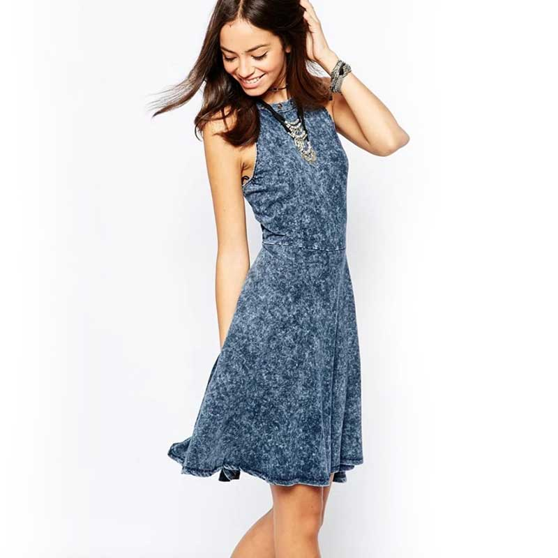 Buy blue dresses online
