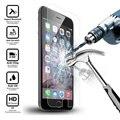 0.3 мм Ультра Тонкий HD Усиленный Премиум Закаленное Стекло-Экран Протектор Для iPhone 7 6 6 S 5 5S SE 5C 4 4S 7 6 6 S Плюс Охранник фильм