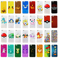 Pokemons OWENST Quente Caso Coque Capa de Silicone Transparente TPU Macio capa de impressão caixa do telefone para iphone 7 7 plus 5 5S se 6 6 s além de