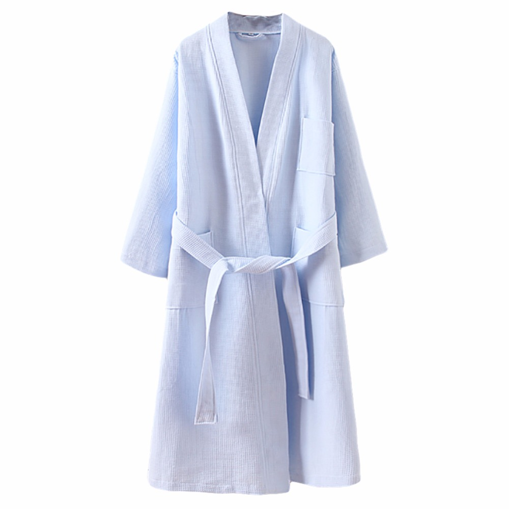Women Bathrobes Cotton Pajamas for Pregnant Sleepwear Maternity Summer Spring Nightgown Long Sleeve