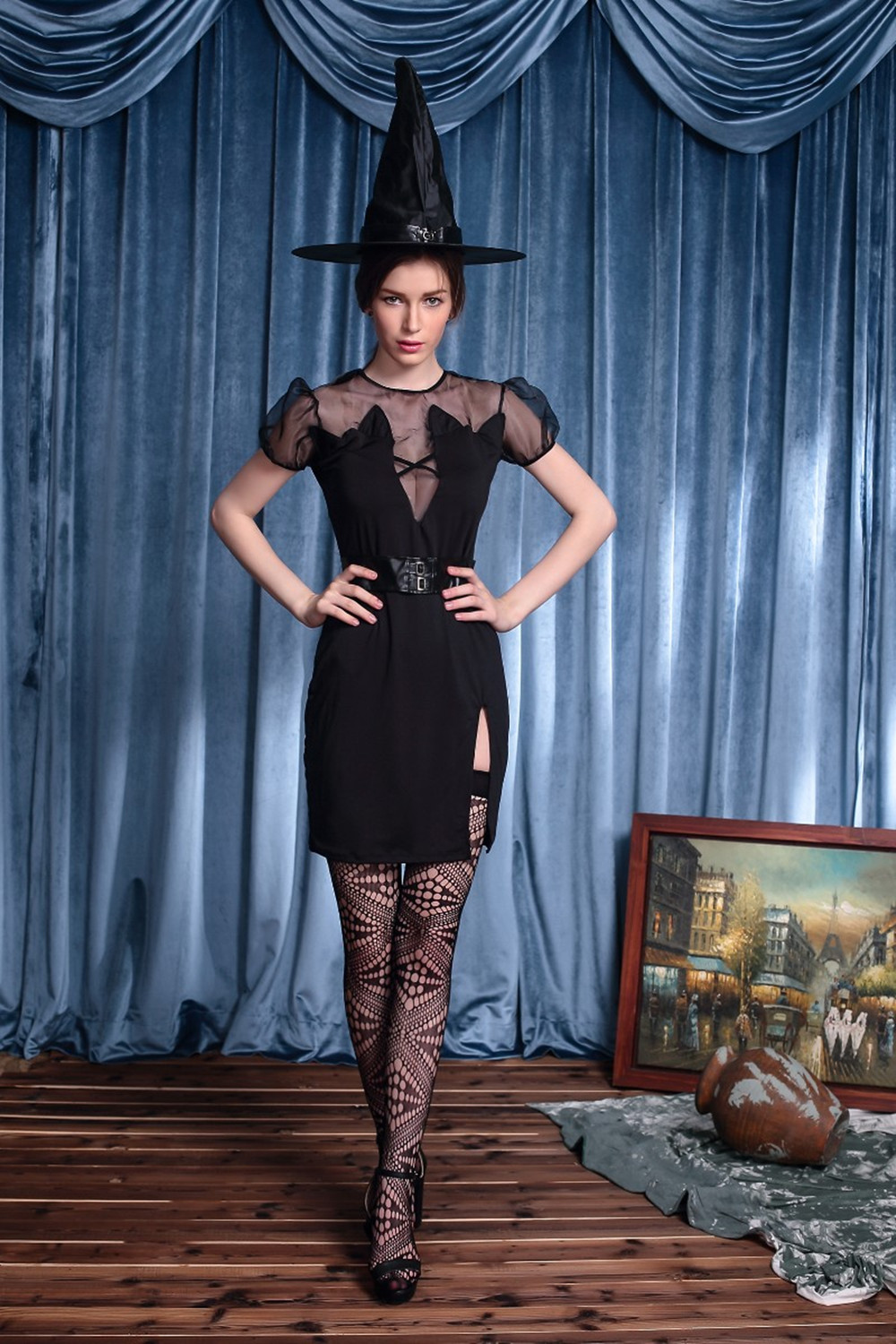 d964e494985 Devil Witch Woman Costumes for Sale Sexy Witch Costume For Halloween ...