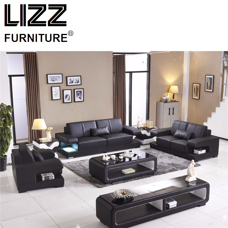 Chesterfield Living Room Sofa Sets Divany Leather For Luxury Furniture Office Chair Modern In Sofas From