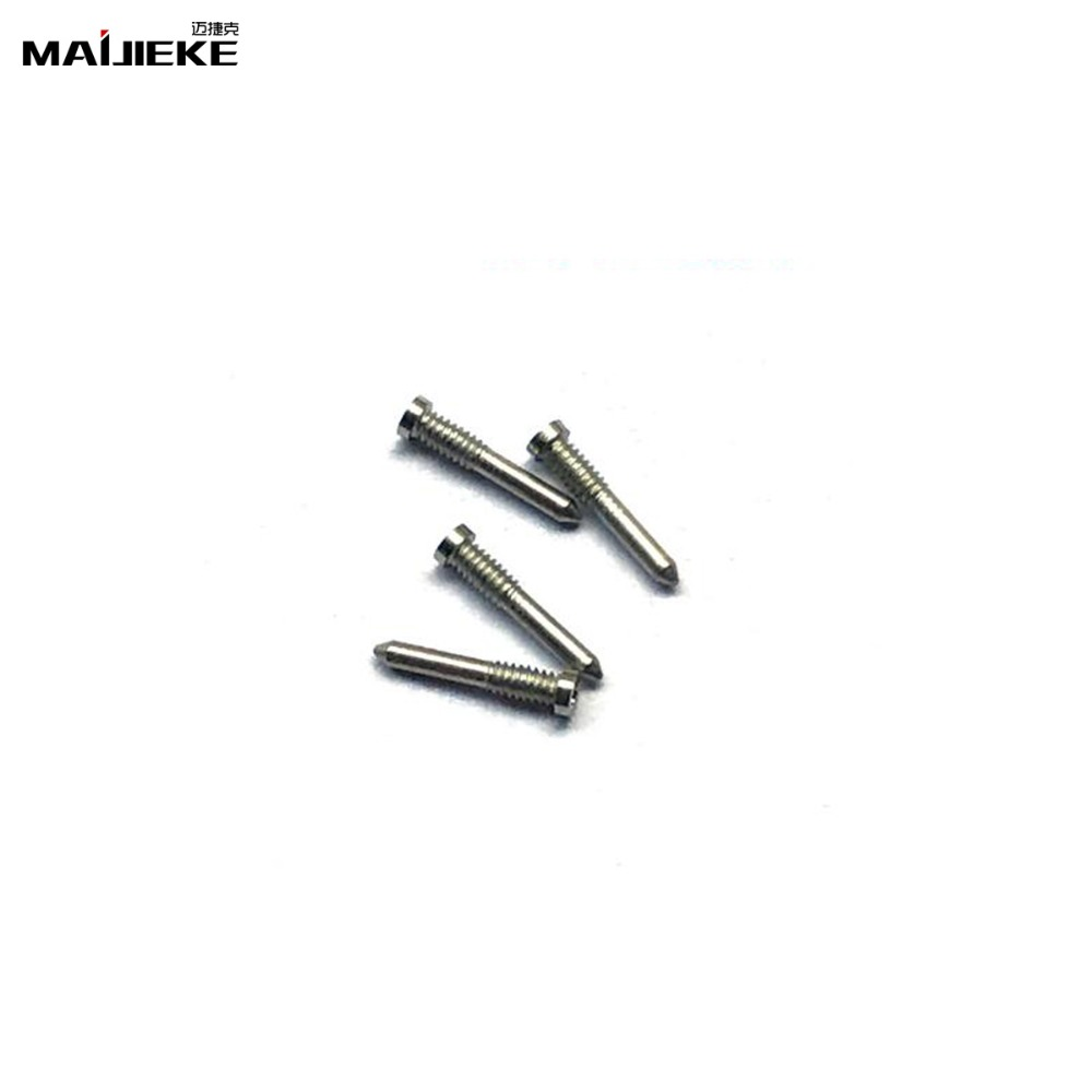 100PCS Pentalobe Bottom Dock Repair Screws Replacement for iPhone X XS max XR Gold Silver Bottom Screws Dock Screws Repair parts