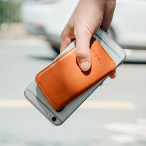 Image 5 - Новый держатель для ключей, кожаный кошелек, сумка для ключей, смена банковских карт, коллекционная карта, экономка
