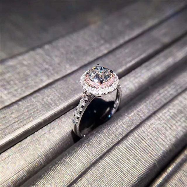 Silver Wedding Rings For Women 1