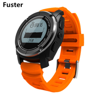Fuster S928 GPS Outdoor Sport Professional Smart Wacth With Heart Rate Altimeter Thermometer Barometer Smartwatch