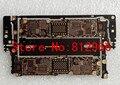 HK post free ship, 50 pçs/lote, nova lâmpada nua board motherboard mainboard para iphone 6 plus 6 + 6 p 6 plus 5.5 polegada 5.5 «parte para teste