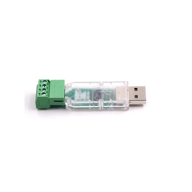 Wiegand כדי USB סימולציה מקלדת תקע ולשחק ממיר מודול