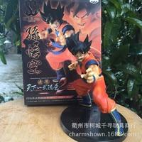 16cm Monkey King Goku Dragon Ball Z Action Figure PVC Collection Toys For Christmas Gift Brinquedos