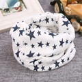 New Fashion Kids Long Warm Stars Printed Snood Outdoor Neck Warmer